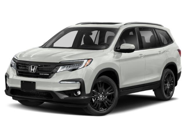 New 2021 Honda Pilot Black Edition