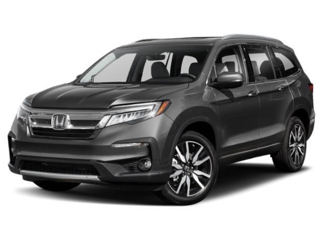 New 2021 Honda Pilot Touring 8-Passenger