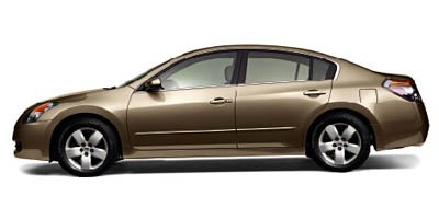 Pre-Owned 2007 Nissan Altima