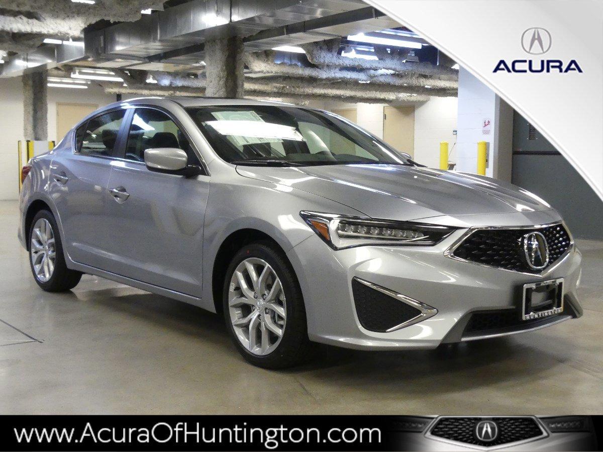 New 2019 Acura ILX Base