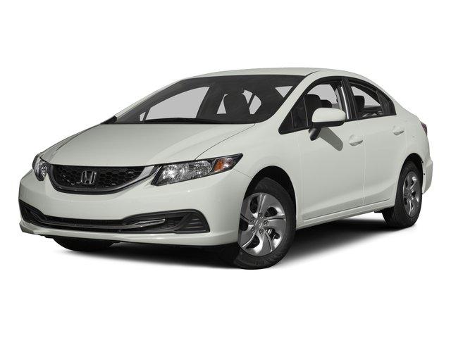 Certified Pre-Owned 2015 Honda Civic Sedan LX FWD 4dr Car