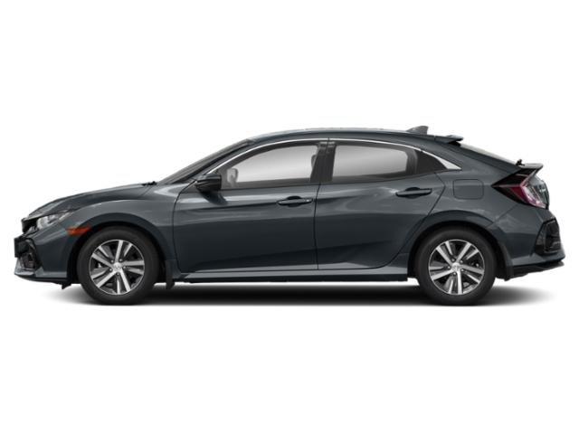 New 2020 Honda Civic Hatchback LX
