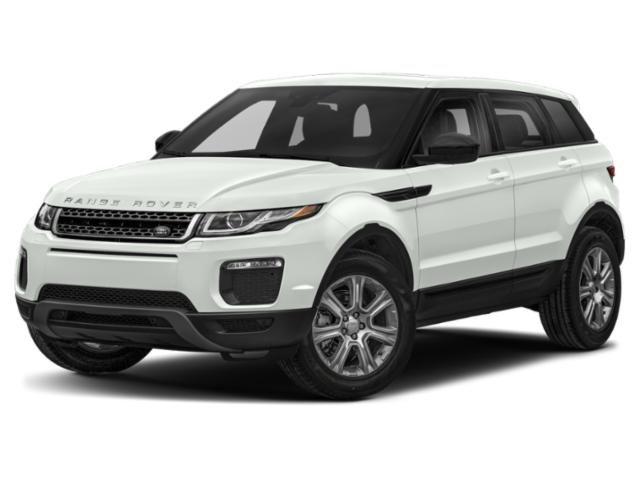 New 2019 Land Rover Range Rover Evoque