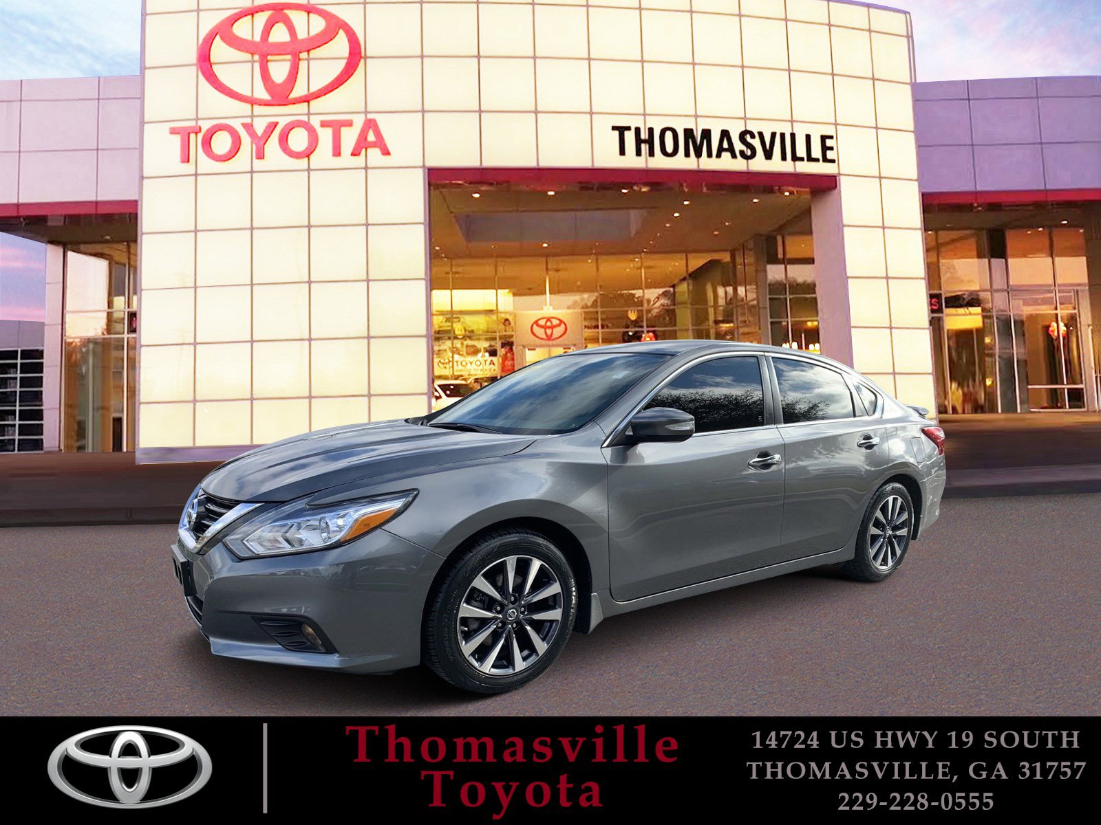 Pre-Owned 2016 Nissan Altima FWD 4dr Car