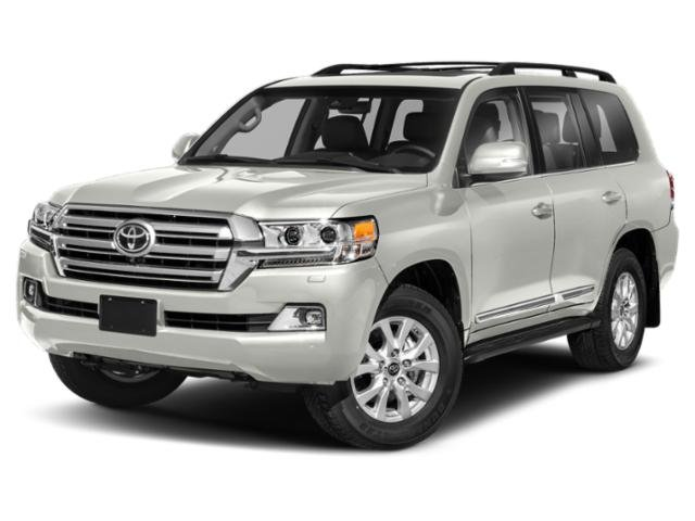 New 2021 Toyota Land Cruiser 4DR 4WD
