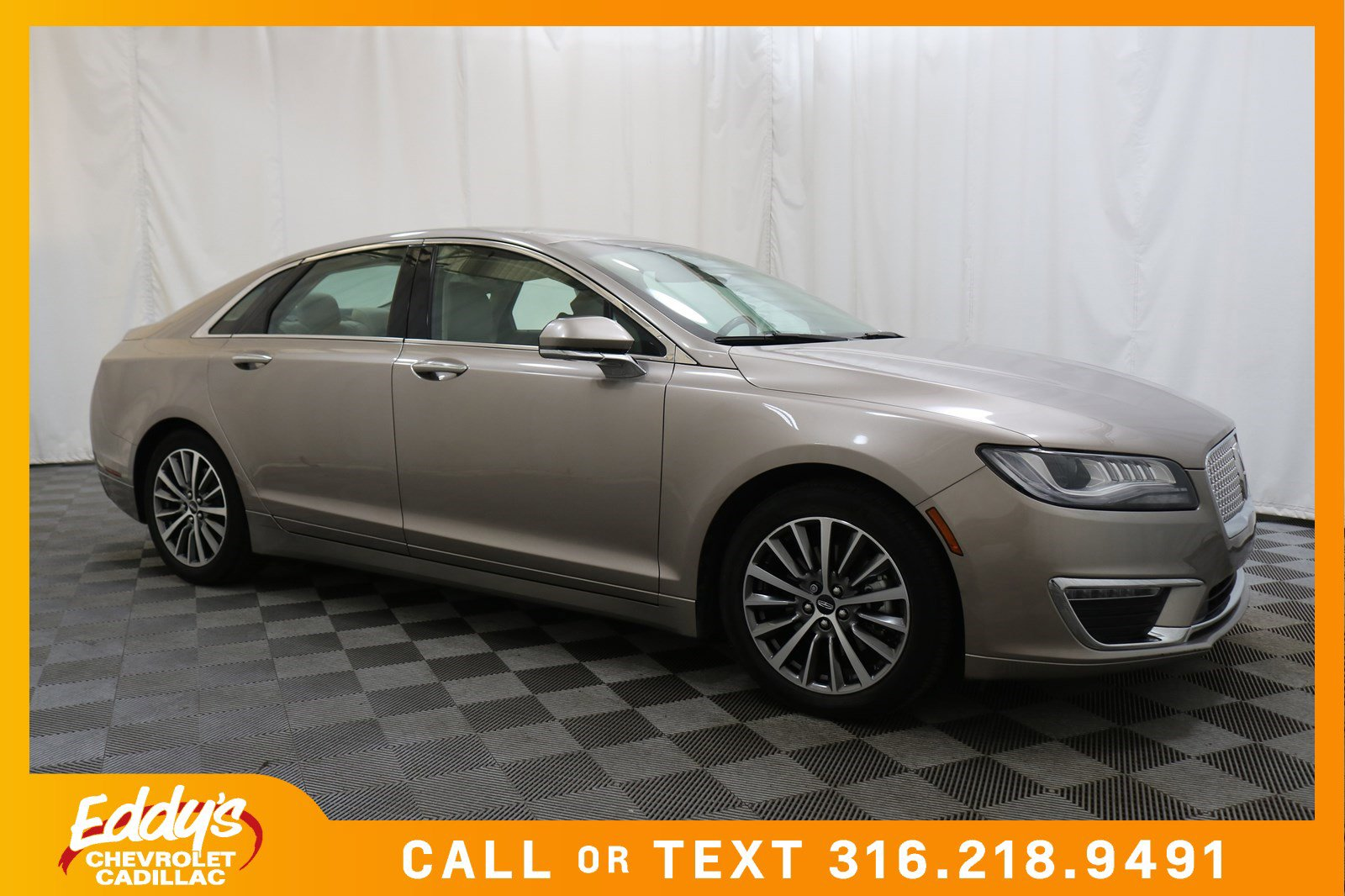 Certified Pre-Owned 2018 Lincoln MKZ Hybrid Select