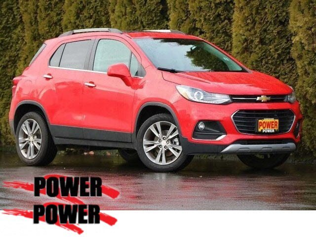 Pre-Owned 2017 Chevrolet Trax Premier