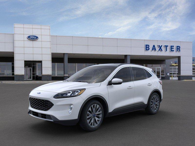 New 2020 Ford Escape Titanium