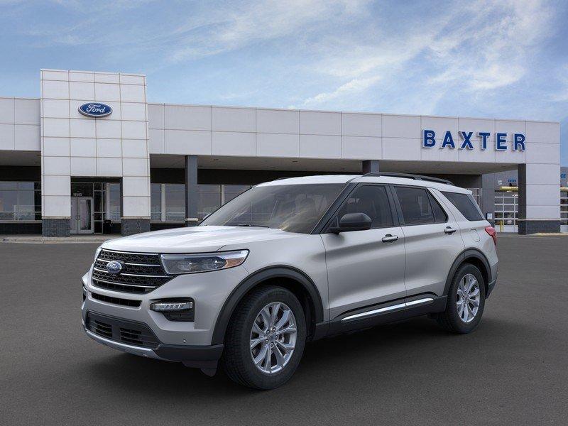 New 2020 Ford Explorer XLT