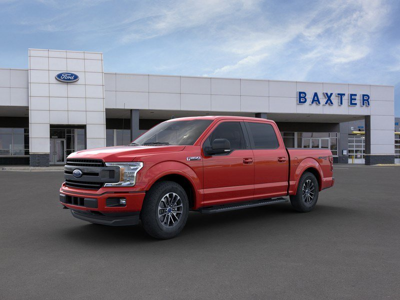 New 2019 Ford F-150 XLT Sport