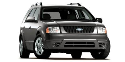 Pre-Owned 2007 Ford Freestyle Limited