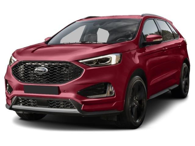 New 2019 Ford Edge Titanium