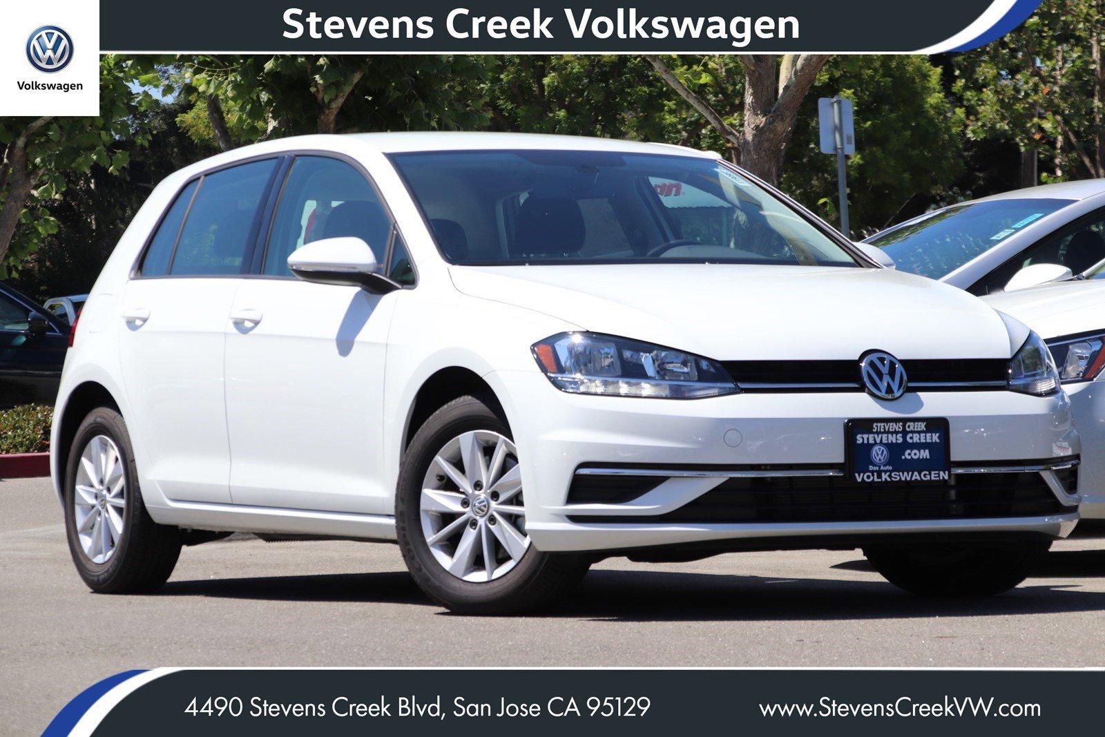New 2019 Volkswagen Golf S