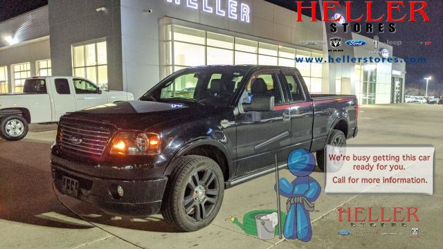 Pre-Owned 2006 Ford F-150 Harley-Davidson