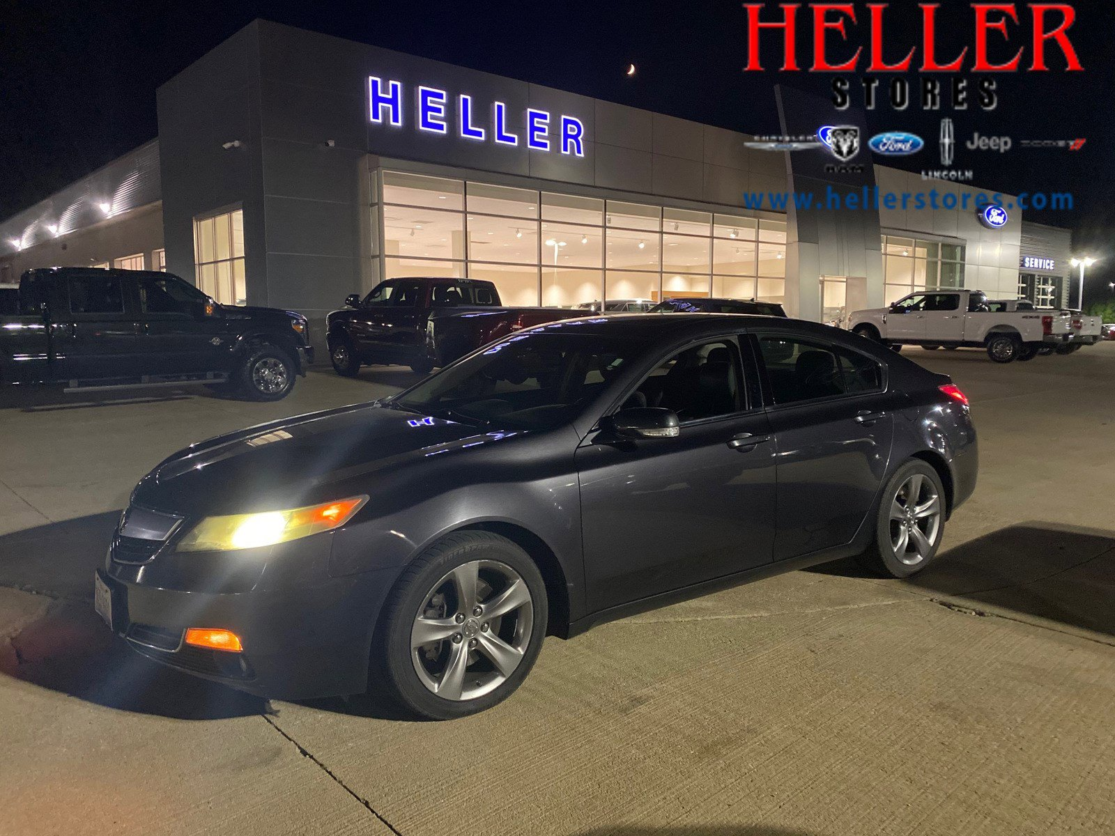Pre Owned 2012 Acura Tl Sh Awd In El Paso U18590a Heller Ford