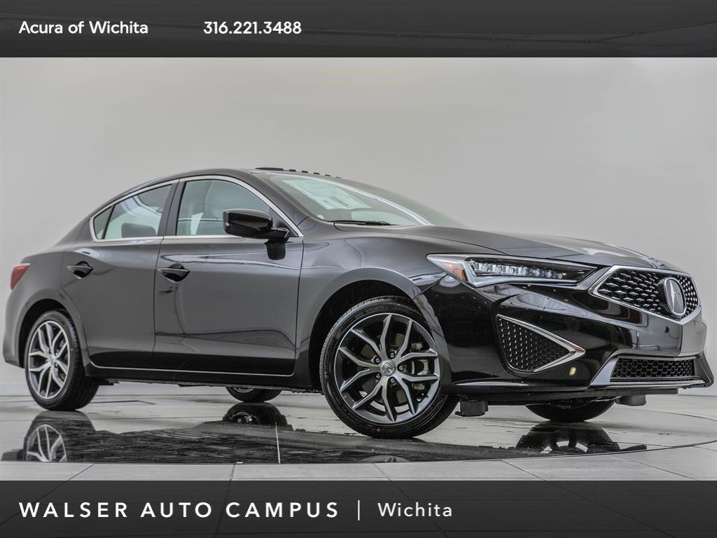 New 2020 Acura ILX w/Premium Pkg