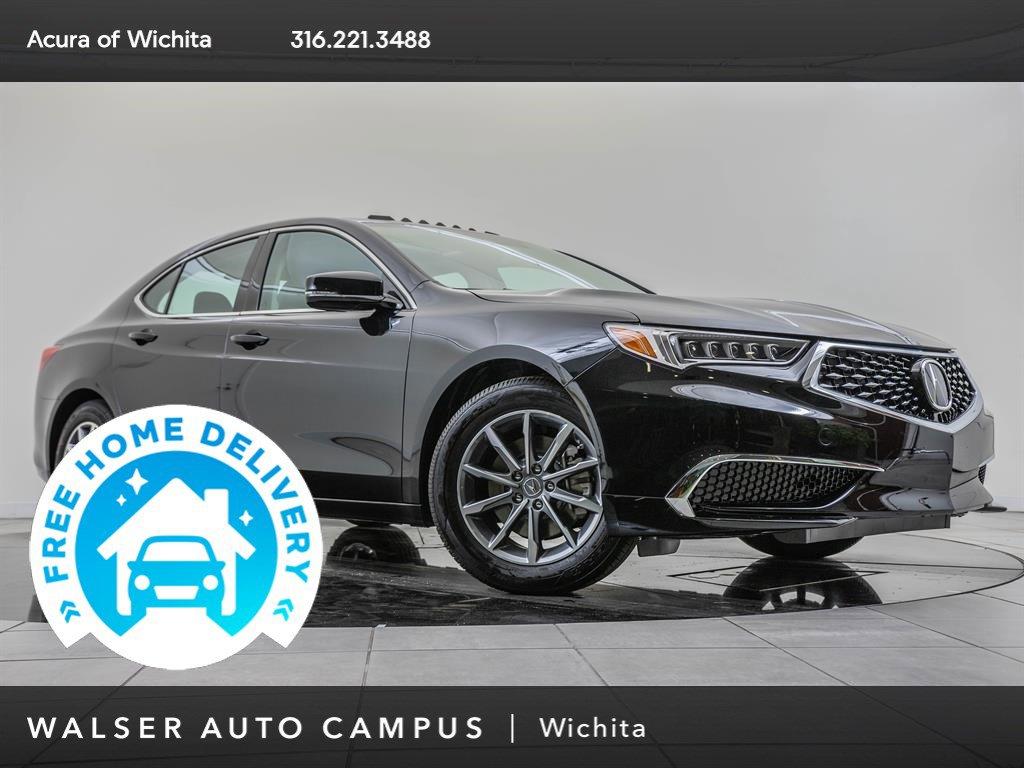 New 2020 Acura TLX 2.4