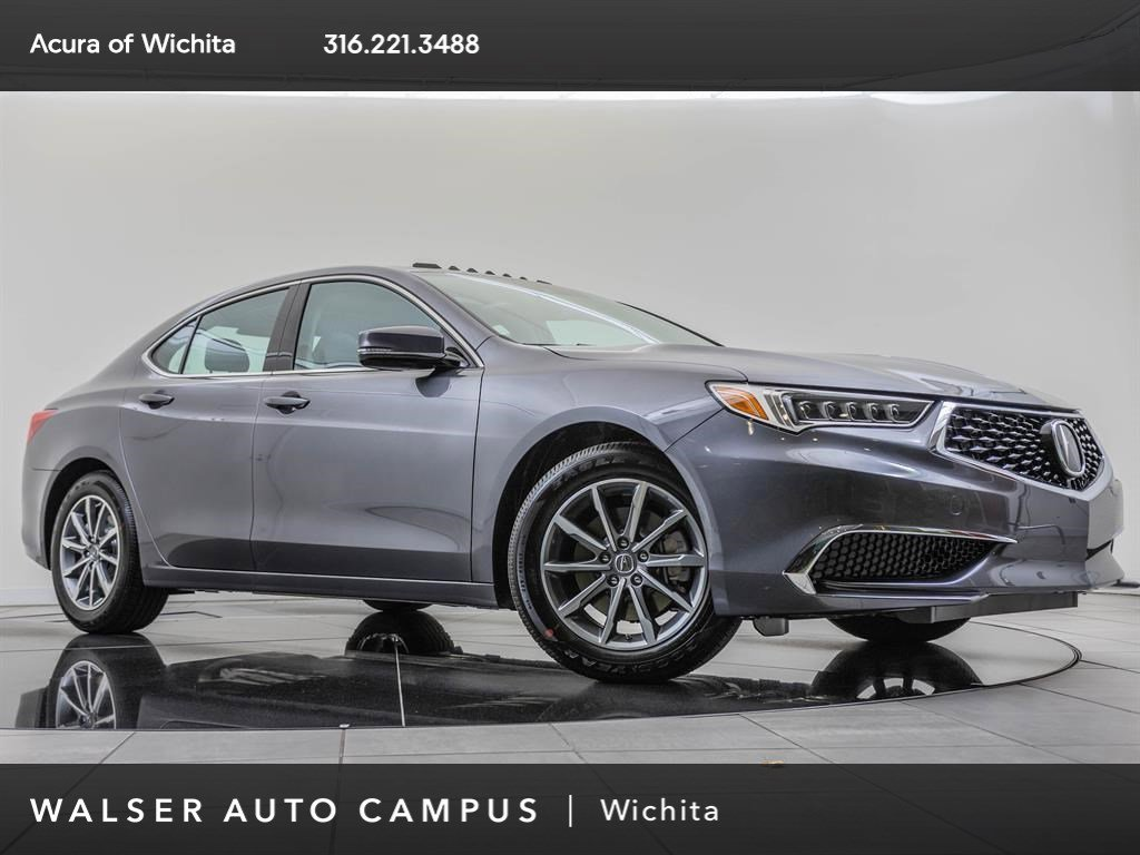 New 2020 Acura TLX TLX2.4