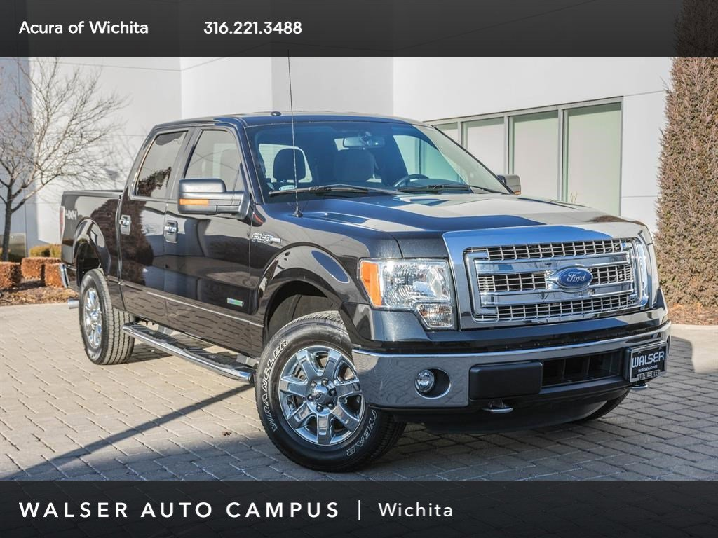 Pre-Owned 2014 Ford F-150 Equipment Group 302A Package