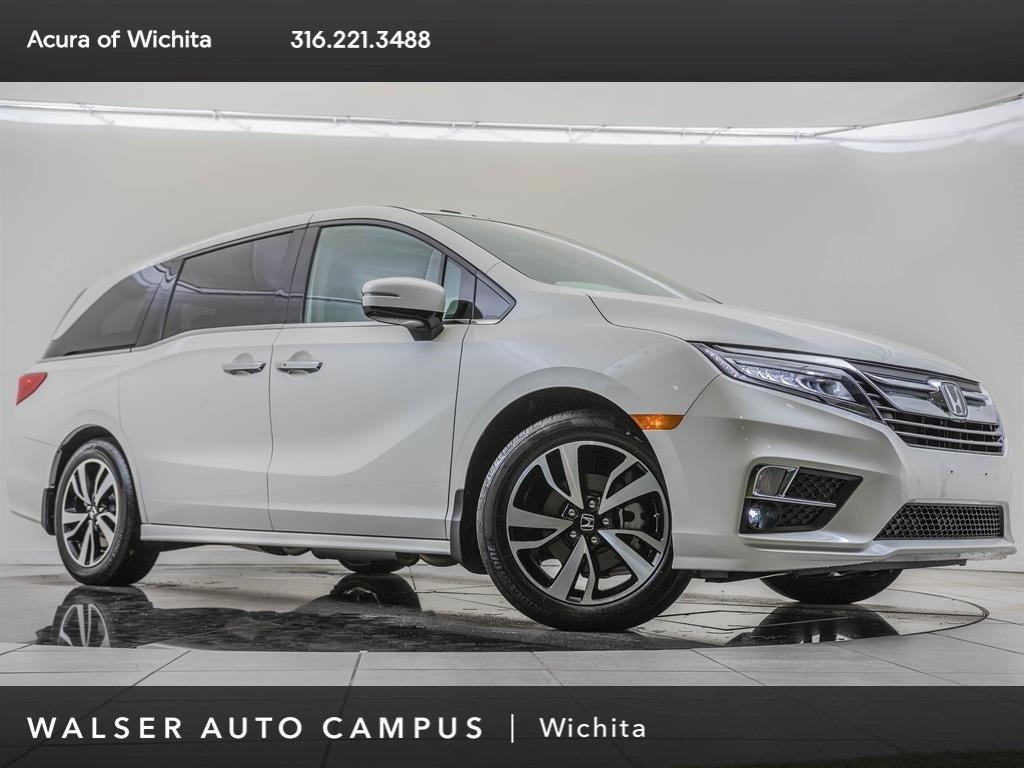 Pre-Owned 2019 Honda Odyssey Elite