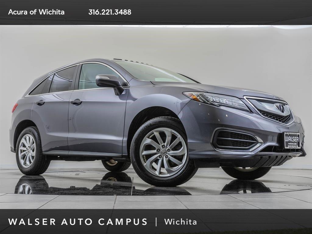 Pre-Owned 2017 Acura RDX RDX
