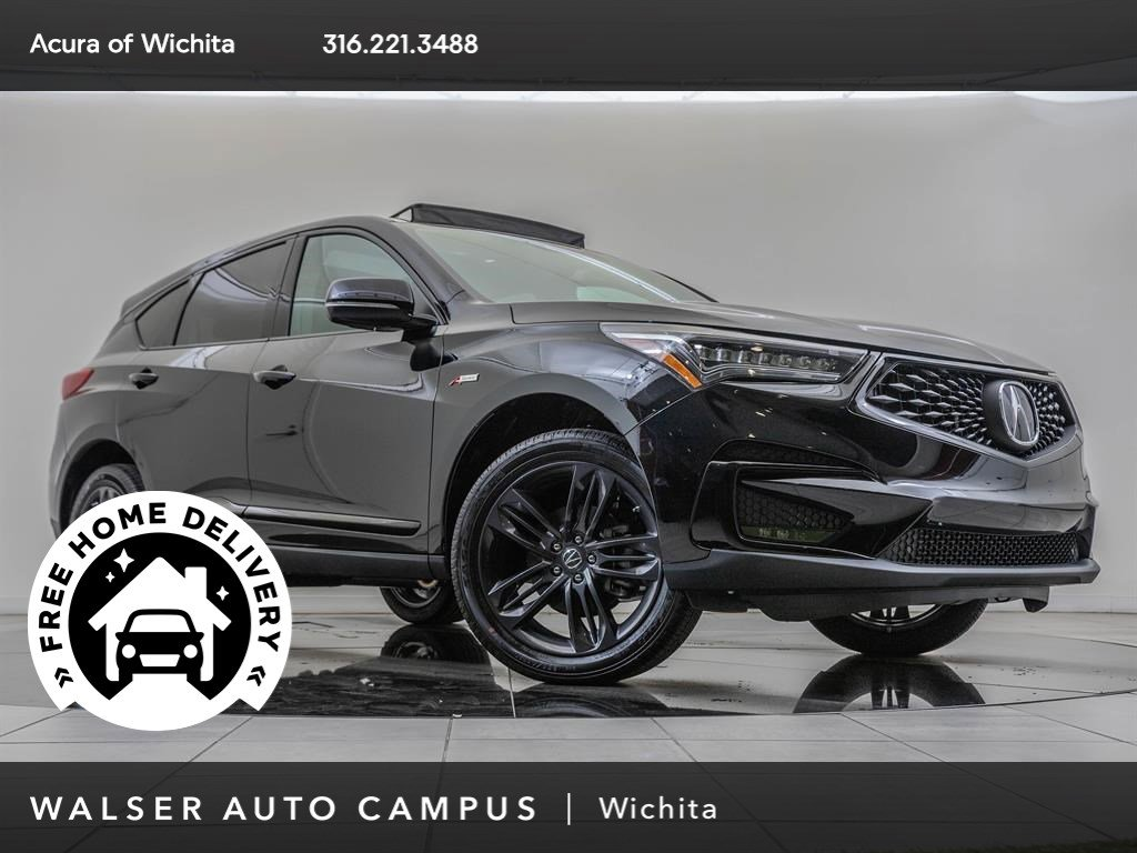 New 2021 Acura Rdx W A Spec Pkg Sport Utility In Burnsville 40188 08 Walser Automotive Group