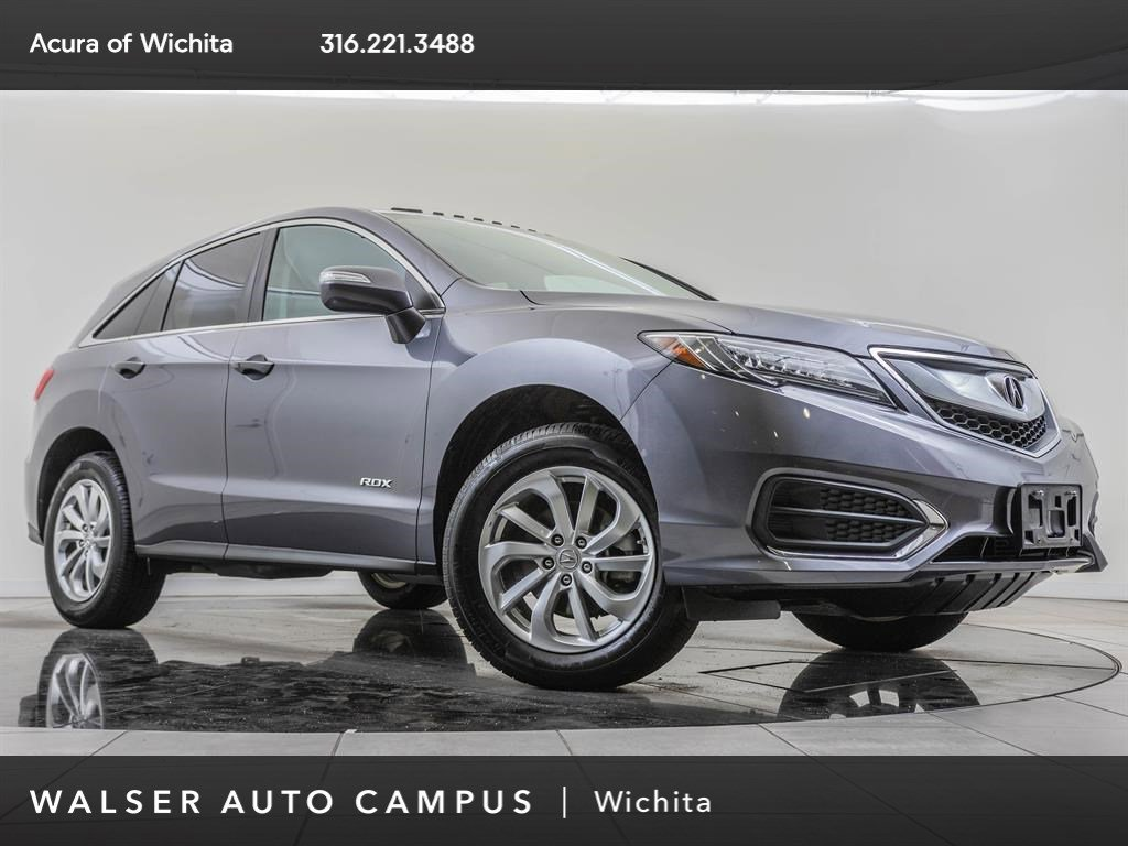 Pre-Owned 2017 Acura RDX Navigation, Technology Package