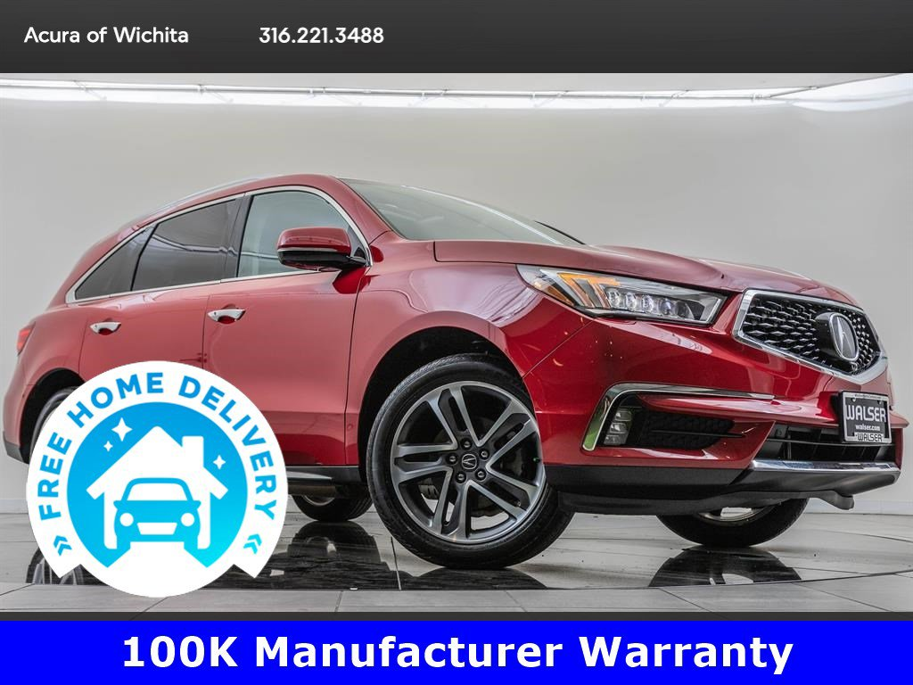Pre-Owned 2018 Acura MDX Advance Package