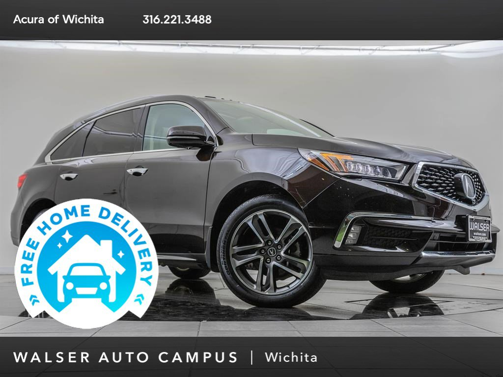 Pre-Owned 2017 Acura MDX Advance Package