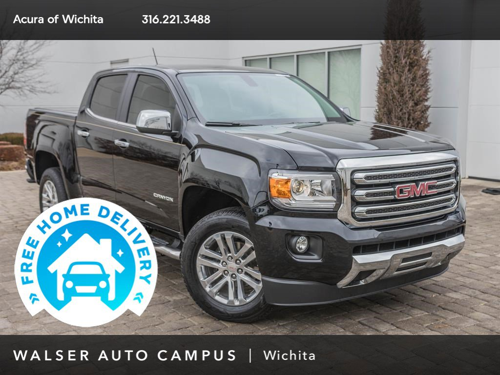 Pre-Owned 2017 GMC Canyon Navigation, Trailering Package