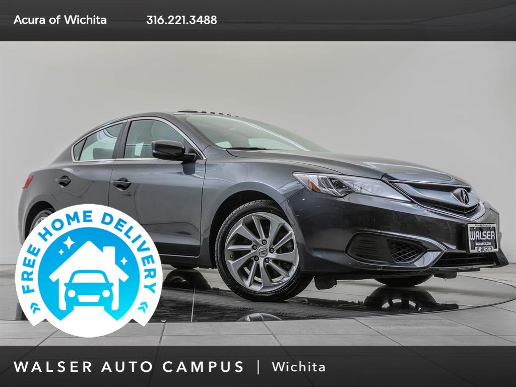 Pre-Owned 2016 Acura ILX Premium Package