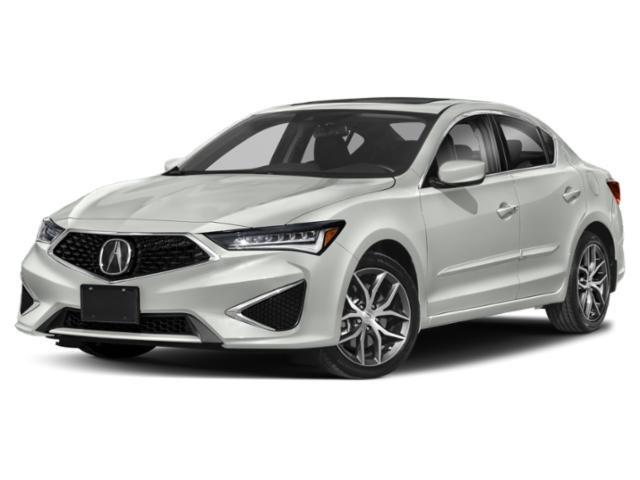 New 2021 Acura ILX PREM