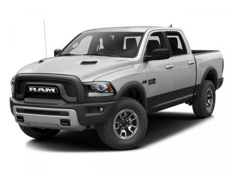 Pre-Owned 2016 Ram 1500 Rebel