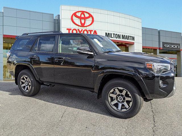 New 2021 Toyota 4Runner TRD Off Road Premium