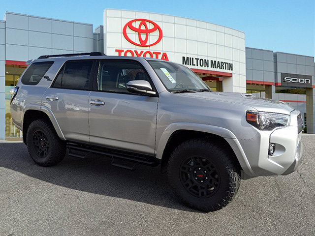 New 2021 Toyota 4Runner TRD Off Road Premium