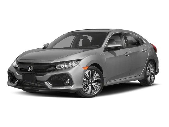 New 2018 Honda Civic EX