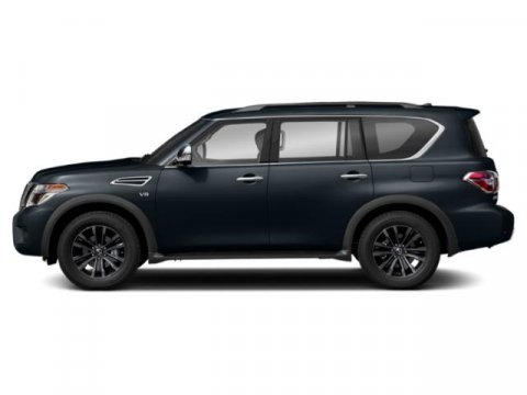New 2019 Nissan Armada Platinum Highlands Ranch: Nissan