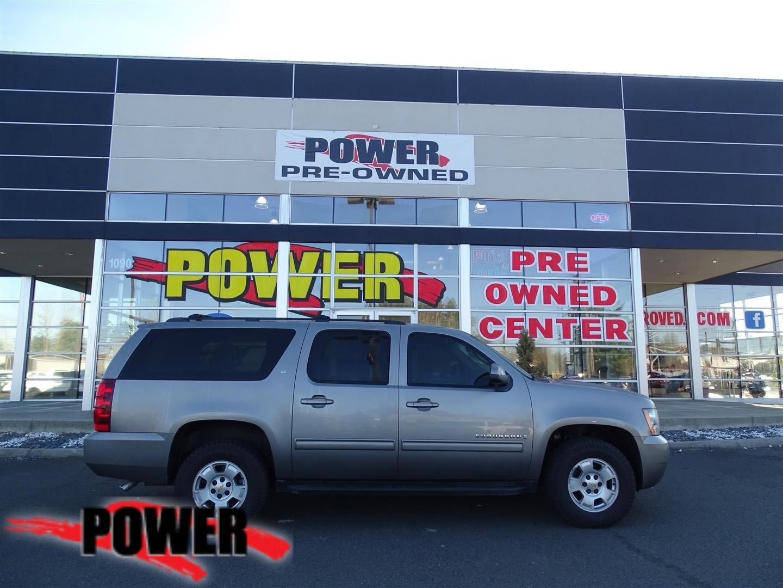 Pre-Owned 2009 Chevrolet Suburban LT w/2LT