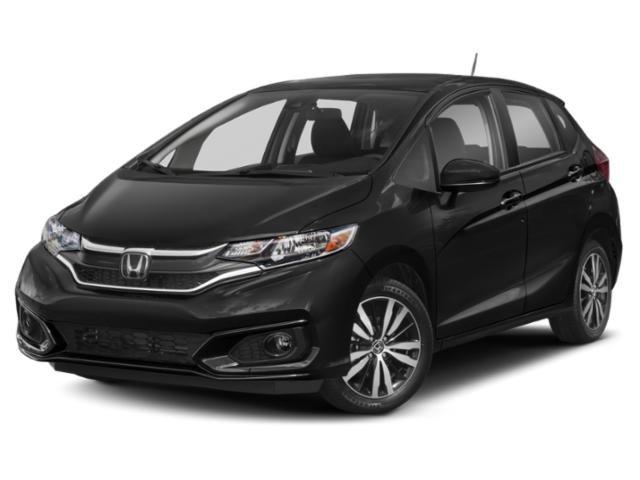 New 2020 Honda Fit EX