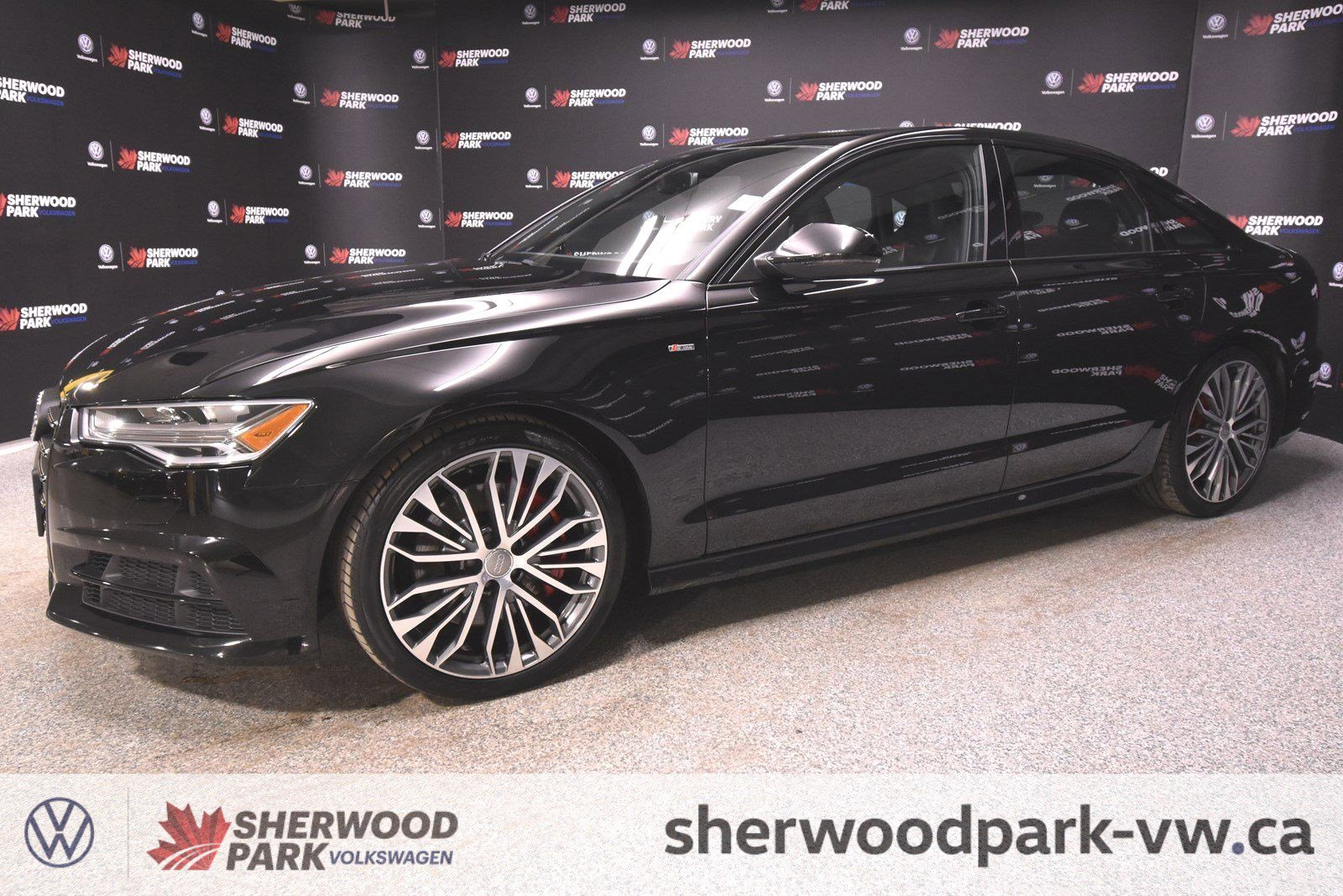 Pre-Owned 2017 Audi A6 3.0T Competition
