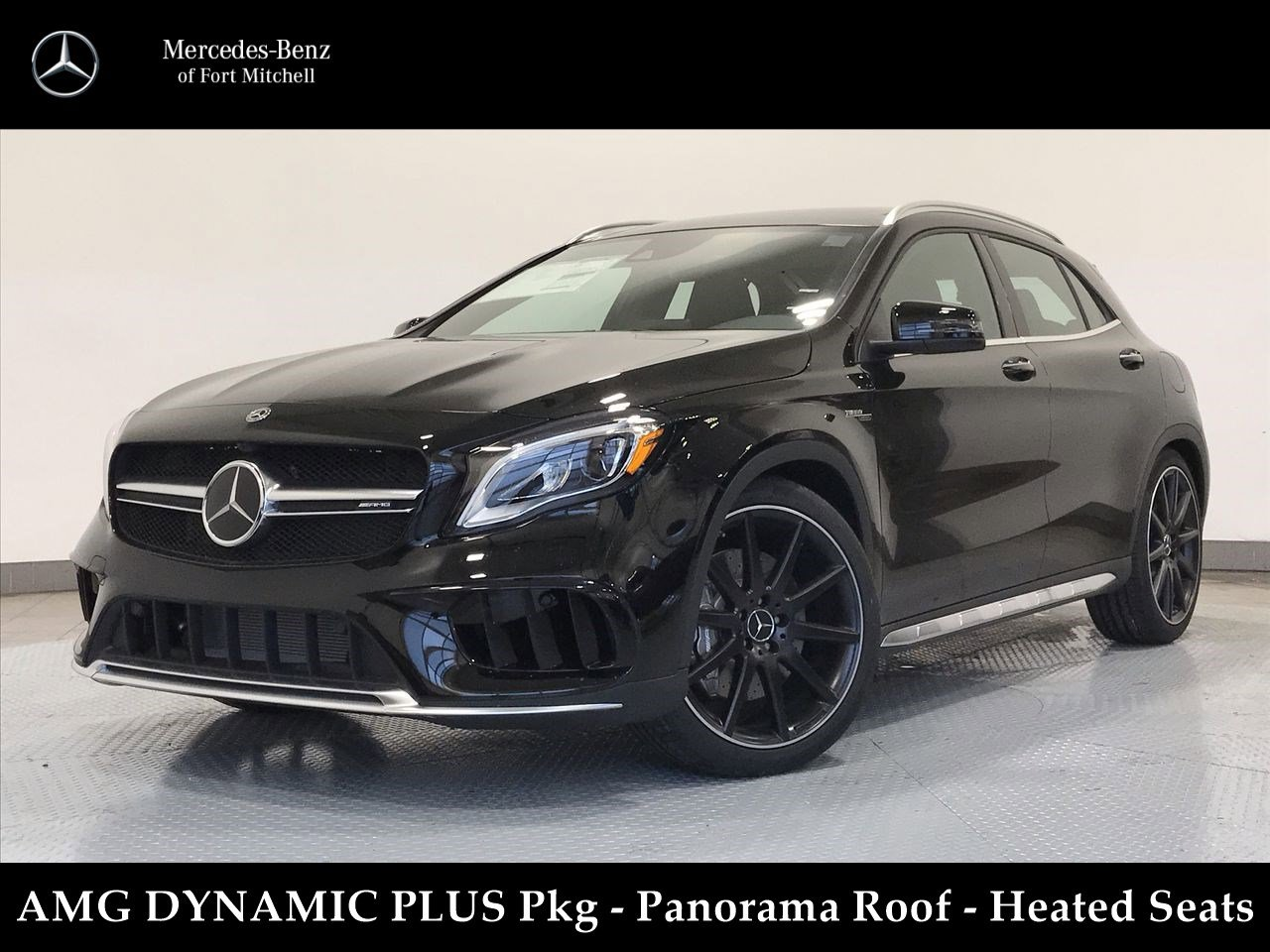New 2019 Mercedes-Benz GLA AMG® GLA 45