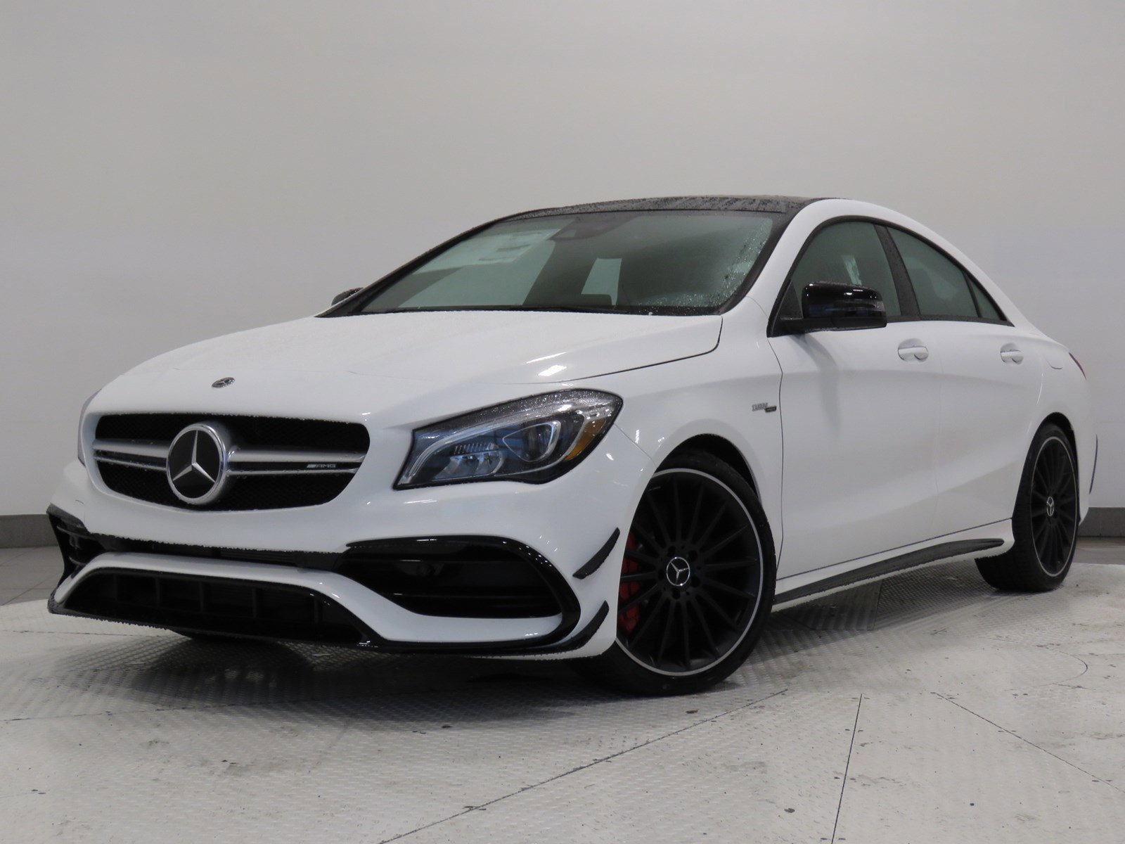 Mercedes Benz Cla >> New 2019 Mercedes Benz Cla Amg Cla 45 Coupe Coupe In Fort Mitchell