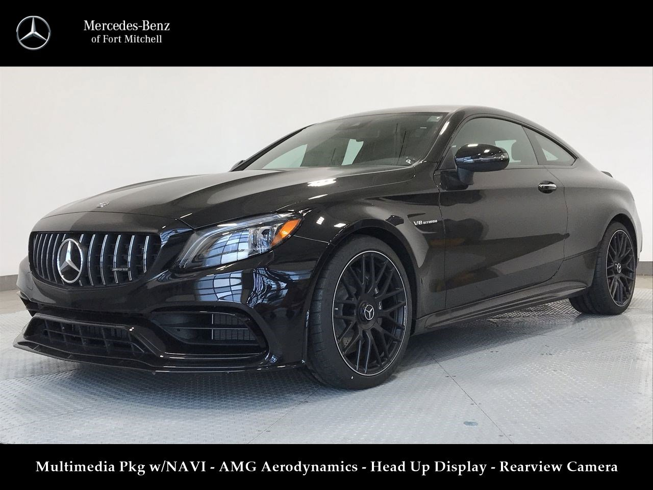 New 2020 Mercedes-Benz C-Class AMG® C 63