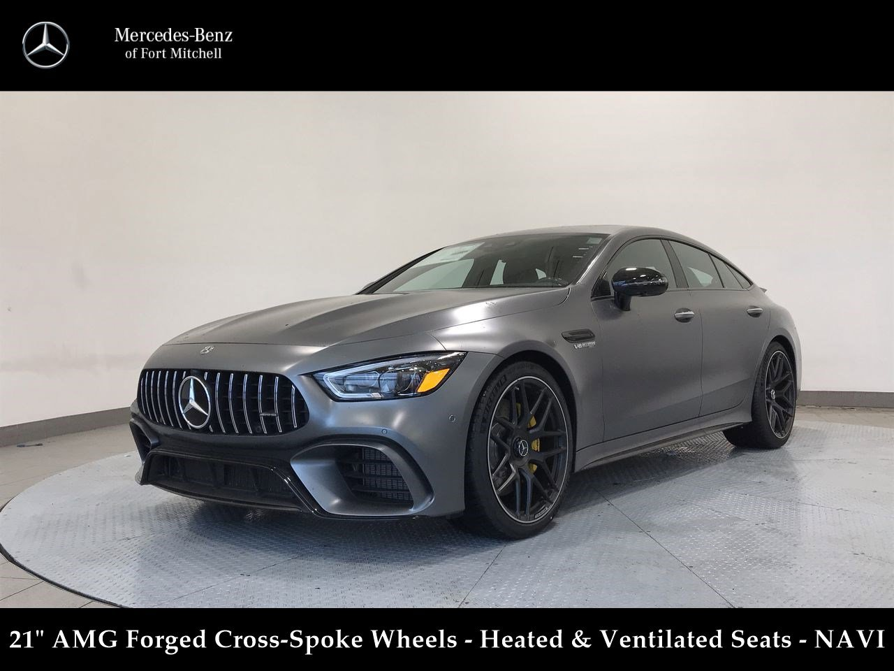 New 2019 Mercedes-Benz GT AMG® GT 63 S