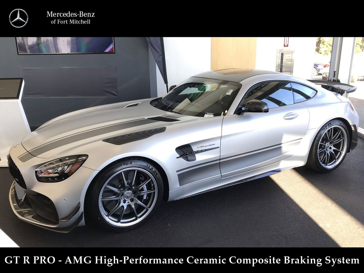 Pre-Owned 2020 Mercedes-Benz GT R