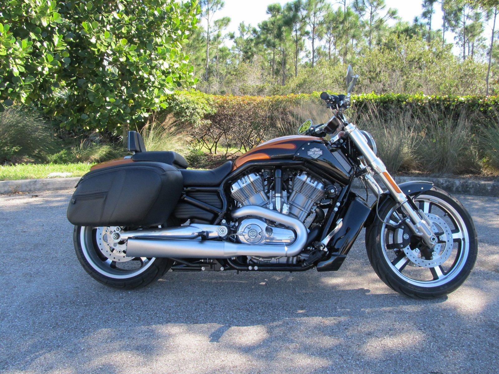 Pre-Owned 2014 Harley-Davidson V-Rod Street Rod VRSCR