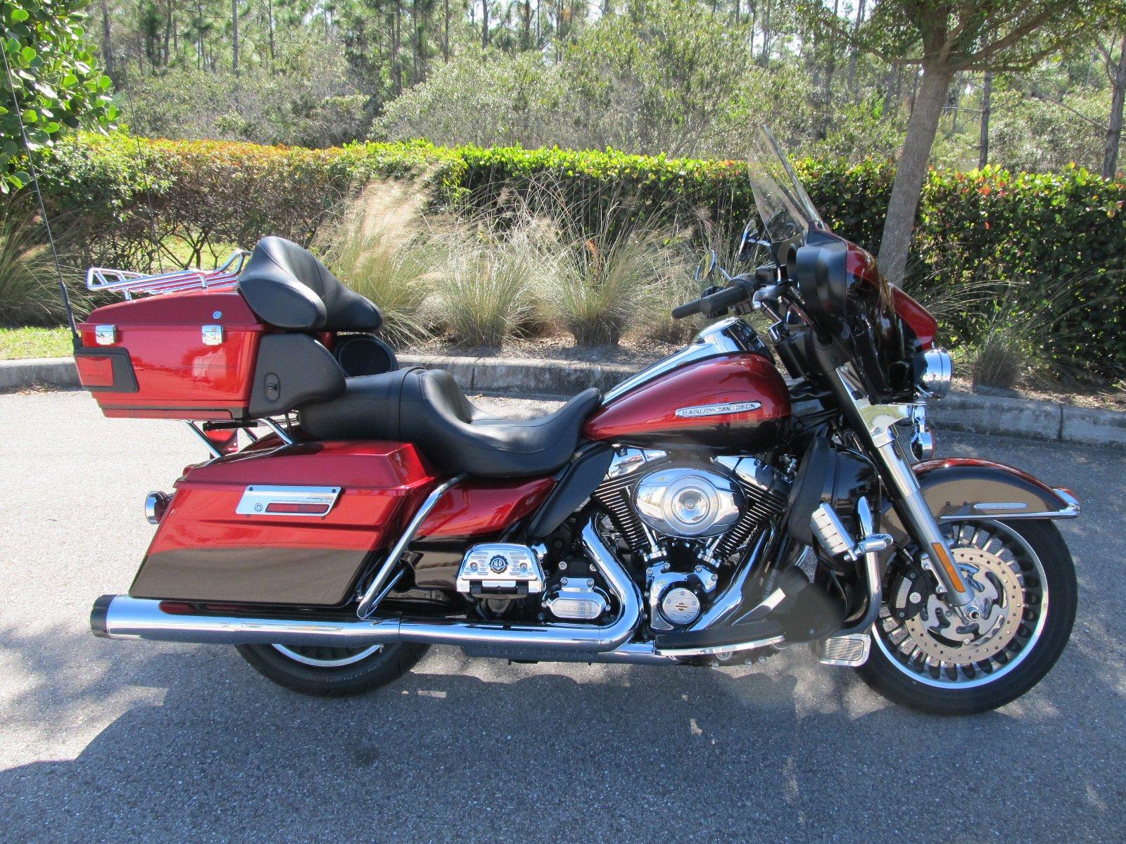 Pre-Owned 2013 Harley-Davidson Ultra Limited FLHTK