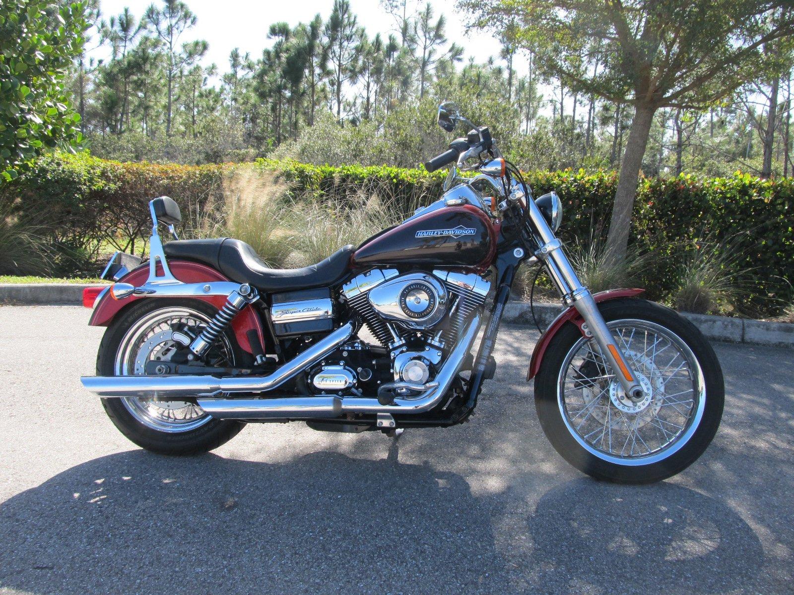 Pre-Owned 2012 Harley-Davidson Dyna Super Glide Custom FXDC