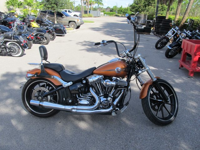 Pre-Owned 2014 Harley-Davidson Softail Breakout FXSB