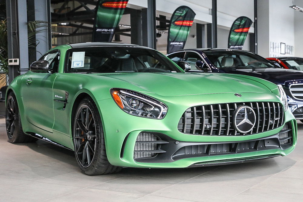Mercedes Benz Amg Gt >> New 2019 Mercedes Benz Amg Gt R Rwd Coupe